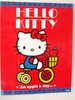 Hello Kitty Lamina plastif.40x50cm kitty en bici
