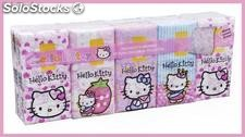 Hello kitty lenco papel (10 uds) litografado