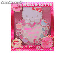 Hello kitty magnetic make up mirror lote 8 pz