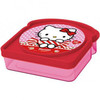 HELLO KITTY - Sandwichera de plastico value hello kitty (12/24)