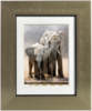 Henzo Africa gold 15x20 with Passepartout 80.482.16