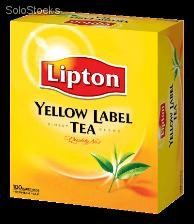 Herbaty Lipton Yellow Label 100s x 2g