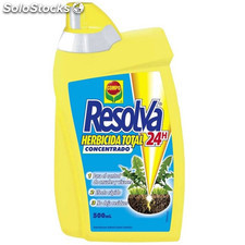 Herbicida Total Concentrado 500 Ml Resolva 24H Compo Compo