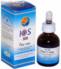 Herboplanet Pinus HS 308 Comp gouttes 50ml