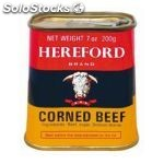 Hereford corned beef 200G