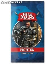 Hero Realms Character Pack - Fighter [Display 12 sobres] [Inglés]