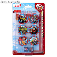 Heroclix - The Mighty Thor Dice & Token Pack [Inglés]