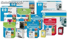 Hewlett packard cartucho de inyeccion 300xl tricolor pack 2 1.000 paginas