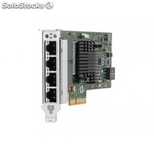 Hewlett Packard Enterprise - 1G 4x 366T Interno Ethernet 1000Mbit/s adaptador y