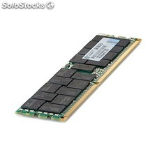 Hewlett Packard Enterprise - 4GB (1x4GB) Single Rank x4 PC3L-12800R (DDR3-1600)