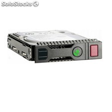 Hewlett Packard Enterprise - 600GB 6G SAS sff 600GB SAS disco duro interno