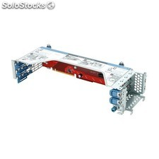 Hewlett Packard Enterprise - DL180 Gen9 3 Slot x8 PCI-E Riser Kit ranura de