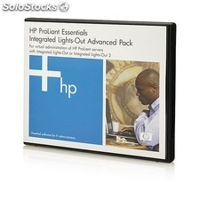 Hewlett Packard Enterprise - iLO Advanced Blade Electronic License with 1yr 24x7