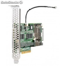 Hewlett Packard Enterprise - Smart Array P440/4GB FBWC 12Gb 1-port Int SAS PCI