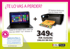 Hewlett packard portatil 255 + impresora multifuncion 3520
