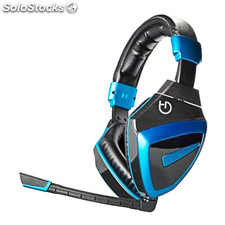 Hiditec Auricular+Mic Gaming HDT1 xboxone-PS4-pc