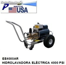 Hidrolavadora industrial eléctrica 4000 psi. (Disponible solo para Colombia)