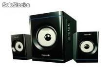 Hifi-20 Altavoces multimedia Digivolt+
