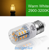 high power 3W E27 led corn light bulbs E14 led lamps G9 led B22 GU10 - Foto 2
