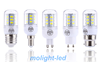 High power 3W E27 led corn light bulbs E14 led lamps G9 led B22 GU10