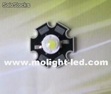 High Power LEDs Of 1w (Star LEDs)