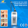 High Power Q Switched YAG Laser Tattooentfernung MedLite C6
