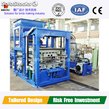 High Quality concrete block making machinery with warranty