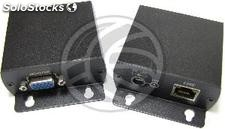 High resolution VGA Extender UTP transmitter and receiver Cat.5 VE01H (SH37)
