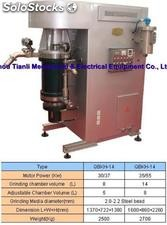 High-viscosity Vertical Internal Cooling Bead Mill