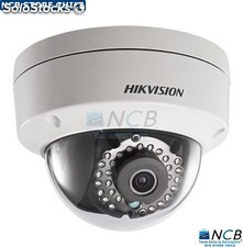 Hikvision Domo Ip 4Mp Lente Fijo 2.8Mm Ip66 Wdr Poe Ir 30M