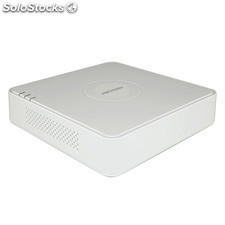 Hikvision DS-7104NI-sn - nvr 4 canales - 25 Mbps -
