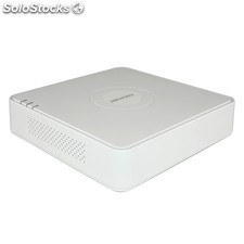 Hikvision DS-7104NI-sn/p - nvr de 4 canales - poe 35 w
