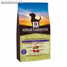 Hills ideal balance canine mature pollo y arroz integral 12 kg