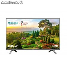 "Hisense - H55N5700 55"""" 4K Ultra hd Smart tv Wifi Negro, Metálico led tv"