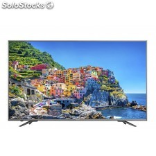 "Hisense - N6800 65"""" 4K Ultra hd Smart tv Wifi Negro, Gris led tv"