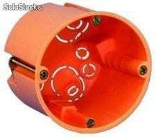 Hohlwanddose - d=68mm/t=61mm orange