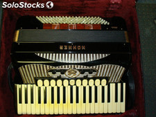Hohner Gola Series Premium Level Piano Accordion,Roland Diatonic V-Accordion