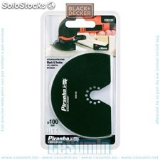 Hoja segmentada madera. metal & plastico 30mm - Black and Decker - Re