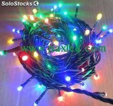 Holiday lighting led String Light 10m 100pcs leds, twinkling star
