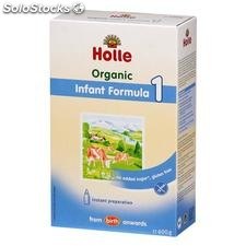Holle Organic Infant Formula with stage 1 to 3
