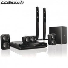Home cinema 5.1 PHILIPS htd3540 - surround dolby digital - 300w rms - DVD