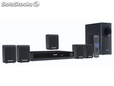Home Cinema DVD Panasonic sc-PT70EG-k Outlet sistema 5.1 330W negro