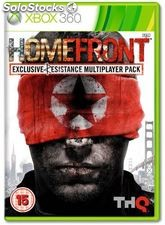 Homefront Exclusive Resistance Multiplayer Pack Xbox 360