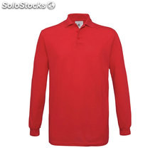 Hommes Polo 180 g/m2 BC0554-rd-l, rouge