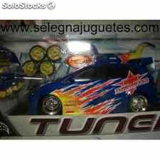 Honda civic si tunning 1/18 hot wheels coche metal