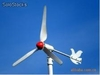 Horizontal axis wind turbine 5000w made in China