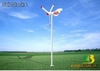 Horizontal axis wind turbine made in China 200w