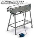 Horizontal hydraulic meat stuffer - mod. 122312 - cylinder capacity lt 16 -