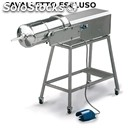 Horizontal hydraulic meat stuffer - mod. 122413 - cylinder capacity lt 30 -