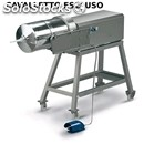 Horizontal hydraulic meat stuffer - mod. 122513 - cylinder capacity lt 50 -